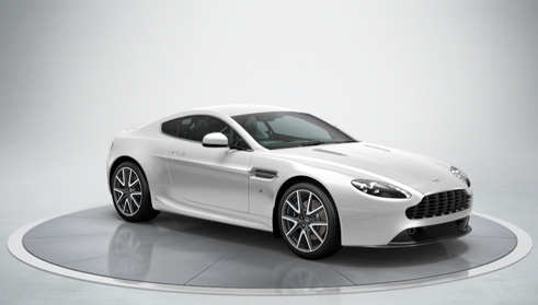 Aston Martin Vantage Pics, Vehicles Collection