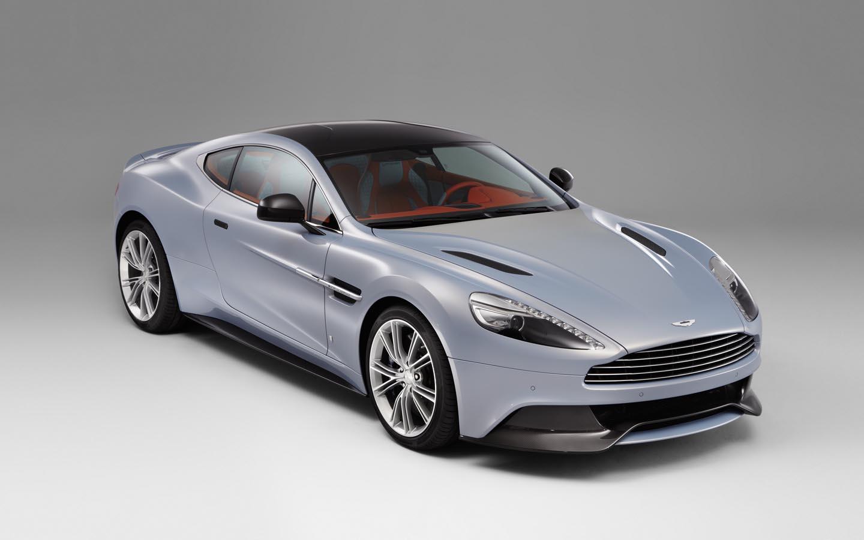 High Resolution Wallpaper | Aston Martin Vanquish Q 1440x900 px
