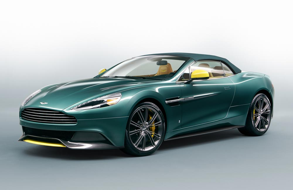 Amazing Aston Martin Vanquish Volante Pictures & Backgrounds