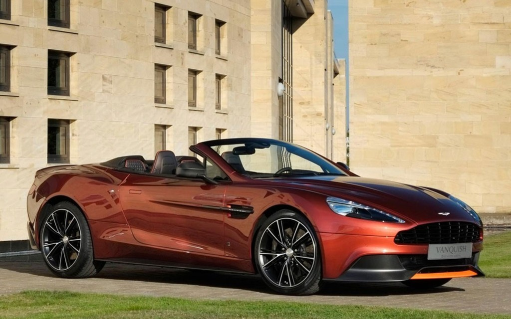 Aston Martin Vanquish Q Backgrounds on Wallpapers Vista