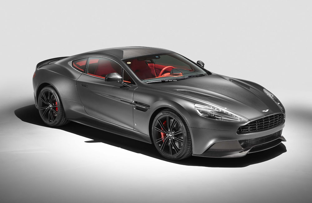 Aston Martin Vanquish High Quality Background on Wallpapers Vista
