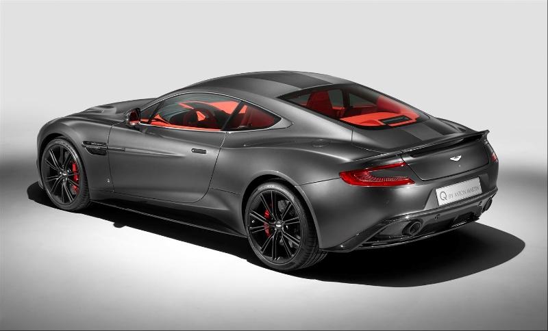 Images of Aston Martin Vanquish Q | 800x484