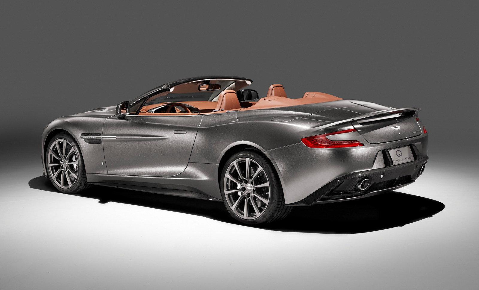 Aston Martin Vanquish Q Backgrounds, Compatible - PC, Mobile, Gadgets| 1600x969 px