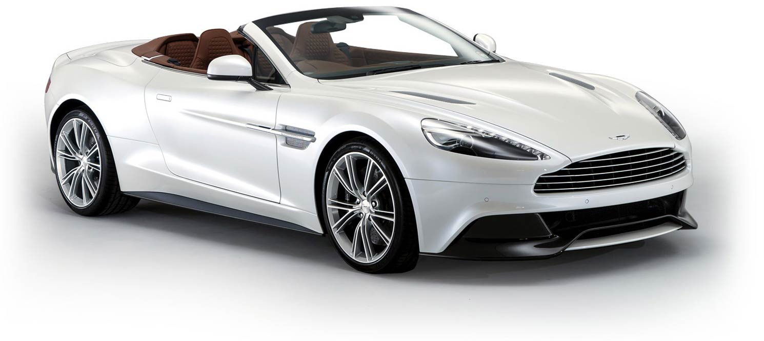 Aston Martin Vanquish Volante Backgrounds on Wallpapers Vista