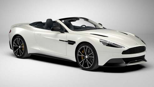 Aston Martin Vanquish Backgrounds on Wallpapers Vista