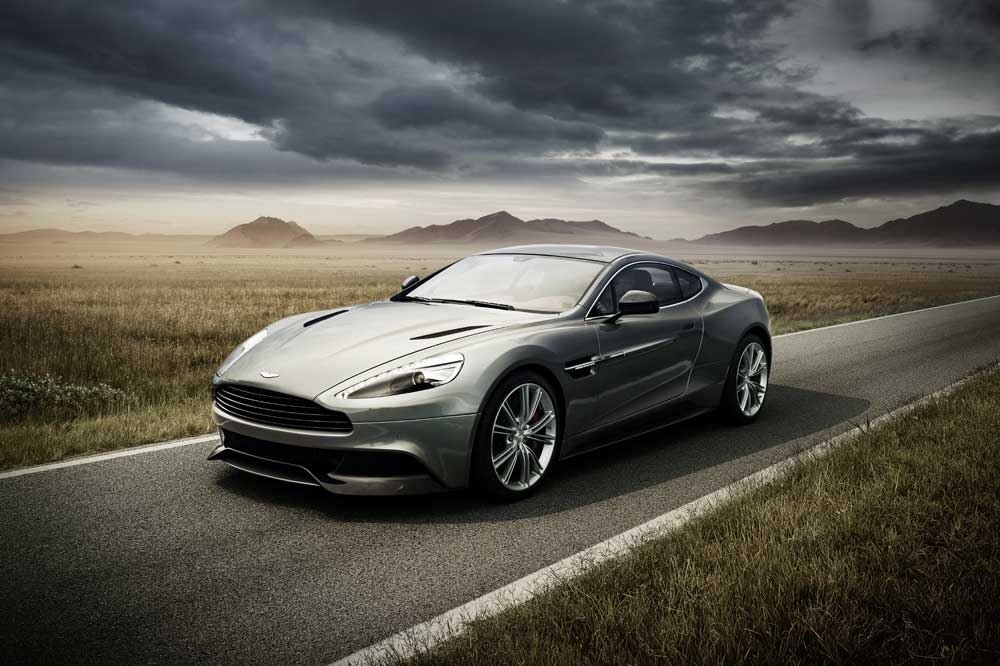 HD Quality Wallpaper | Collection: Vehicles, 1000x666 Aston Martin Vanquish