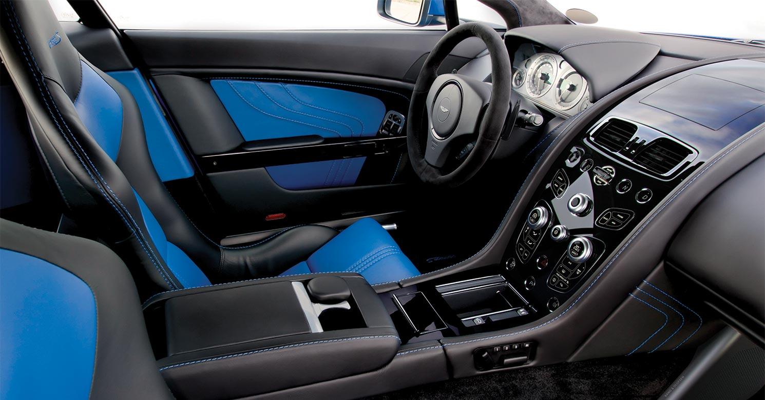 High Resolution Wallpaper | Aston Martin Vantage 1490x780 px