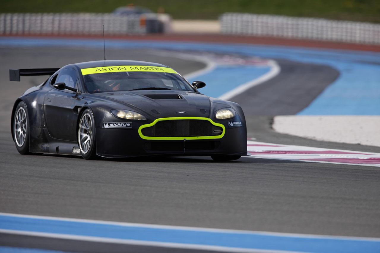 Aston Martin Vantage GT2 Backgrounds, Compatible - PC, Mobile, Gadgets| 1280x853 px