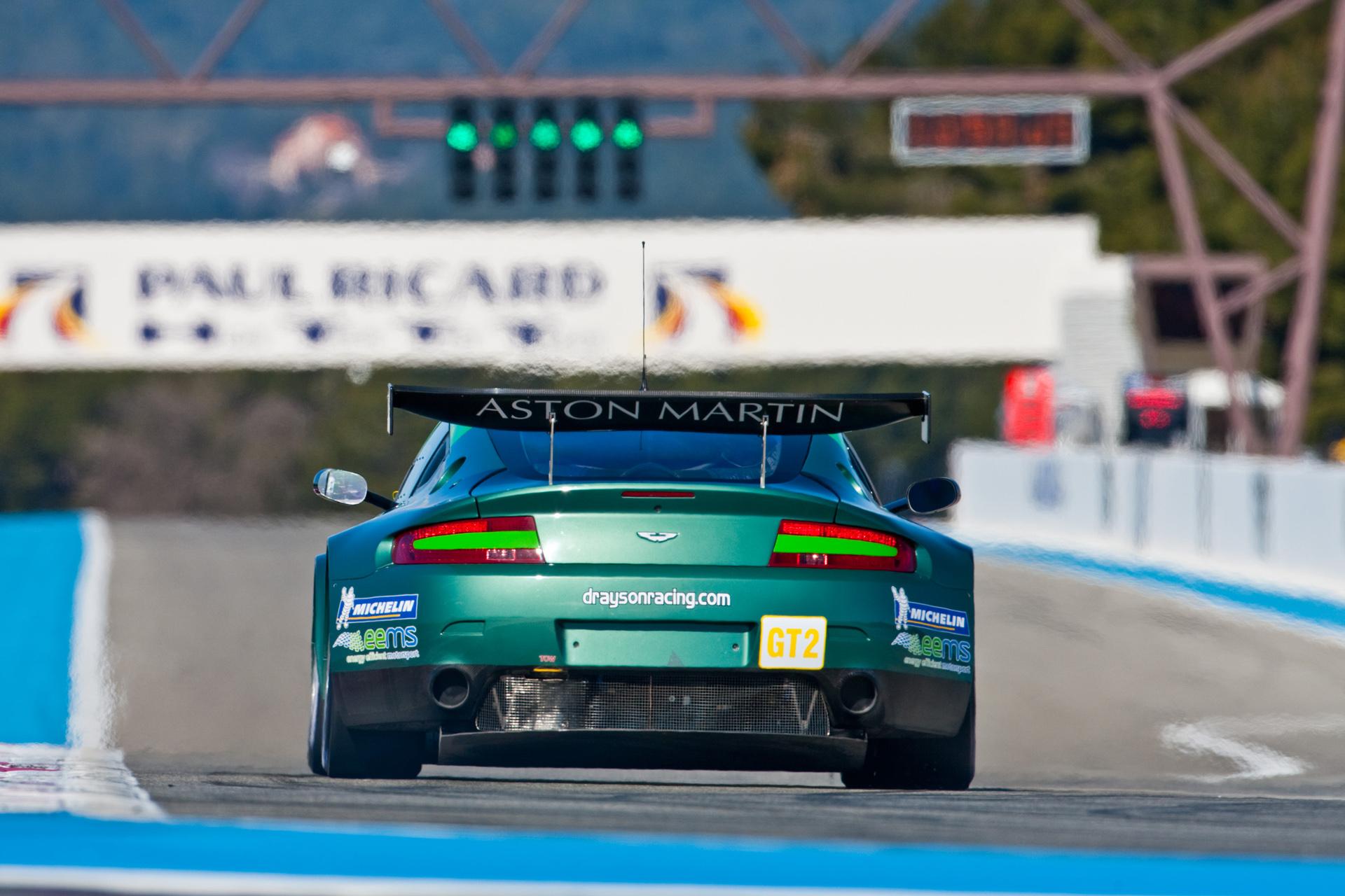 Aston Martin Vantage GT2 High Quality Background on Wallpapers Vista