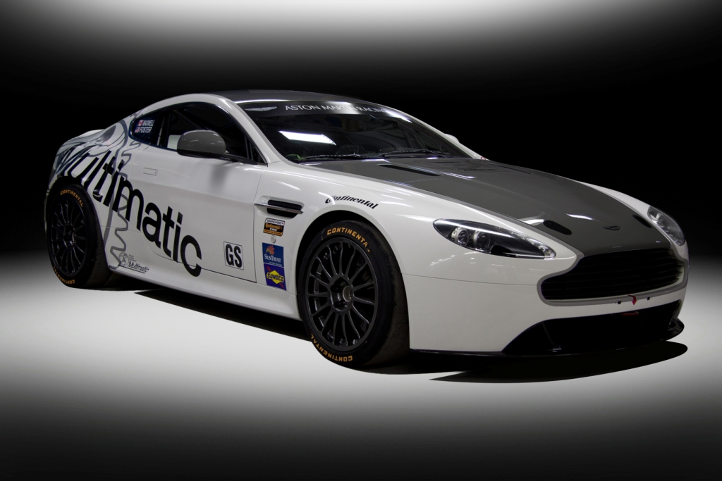 Aston Martin Vantage GT4 High Quality Background on Wallpapers Vista