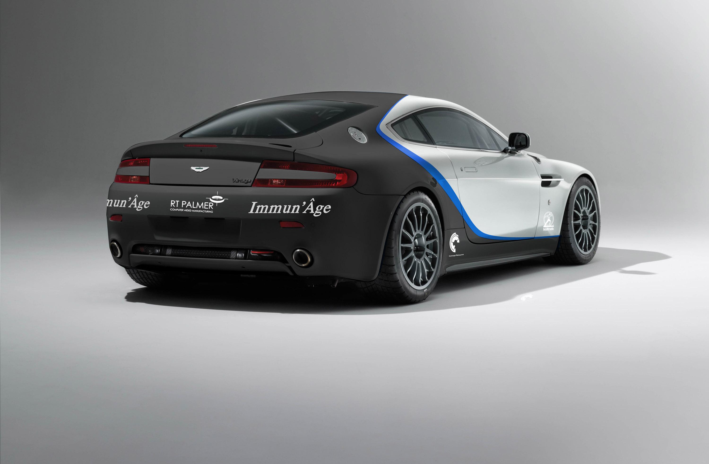 Aston Martin Vantage GT4 Pics, Vehicles Collection