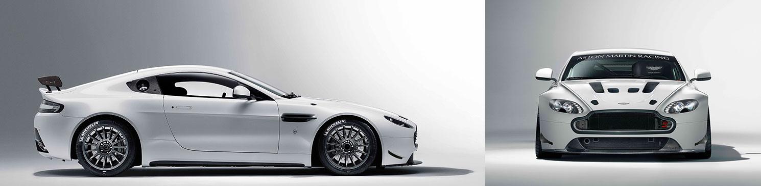 HQ Aston Martin Vantage GT4 Wallpapers | File 69.28Kb