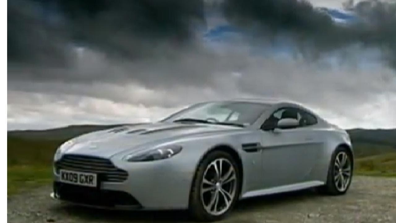 Amazing Aston Martin Vantage Pictures & Backgrounds