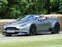 HQ Aston Martin Vantage Wallpapers | File 11.83Kb