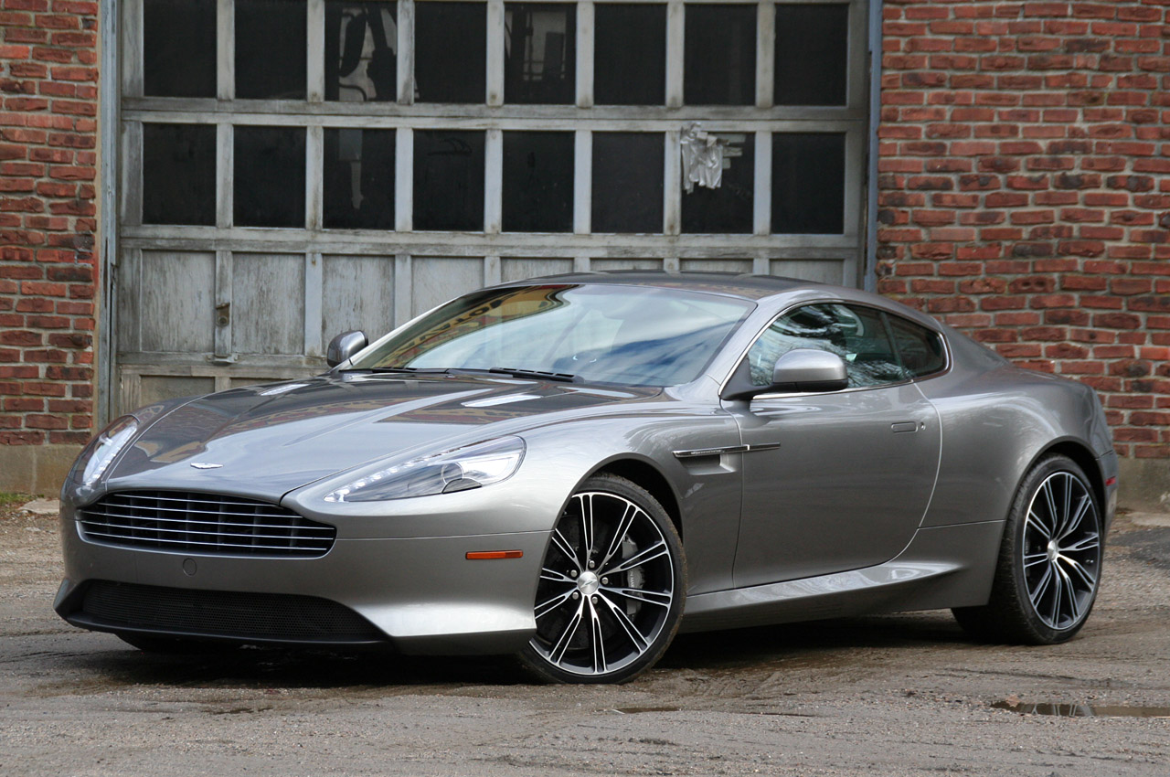 Aston Martin Virage High Quality Background on Wallpapers Vista