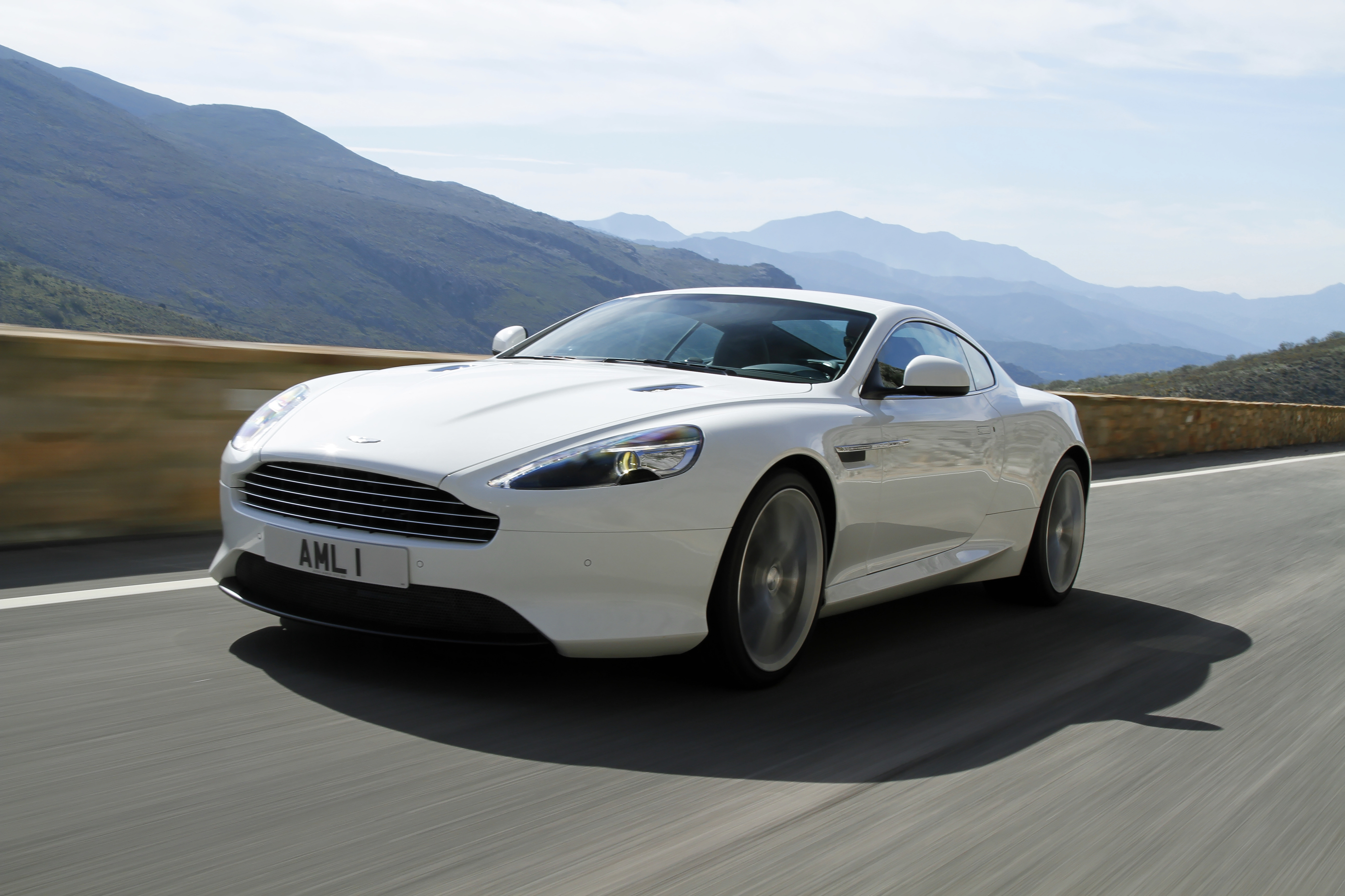 HD Quality Wallpaper | Collection: Vehicles, 5184x3456 Aston Martin Virage
