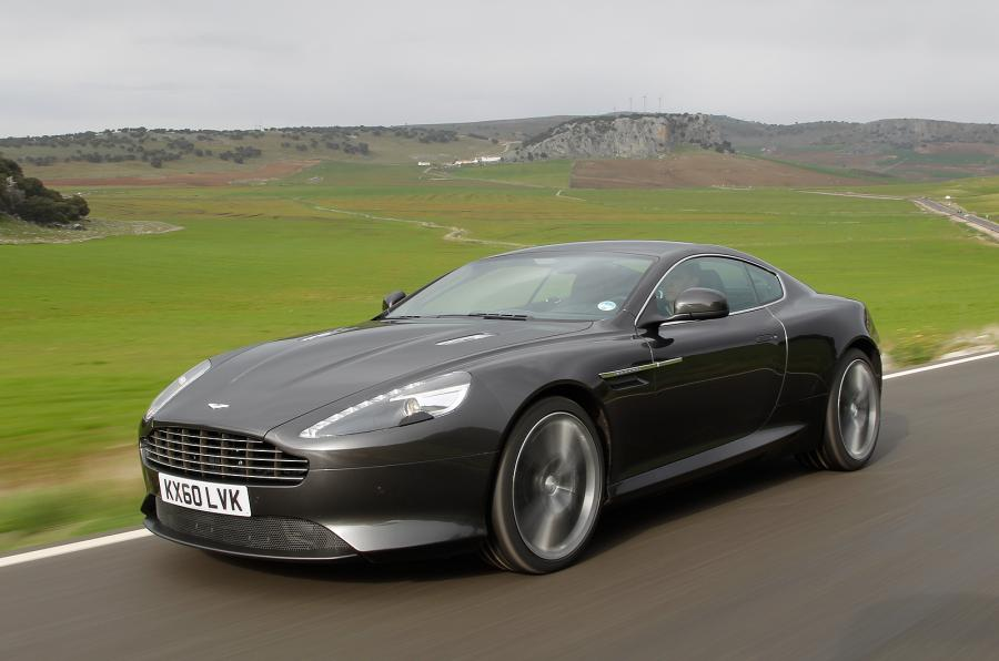 Aston Martin Virage Backgrounds on Wallpapers Vista