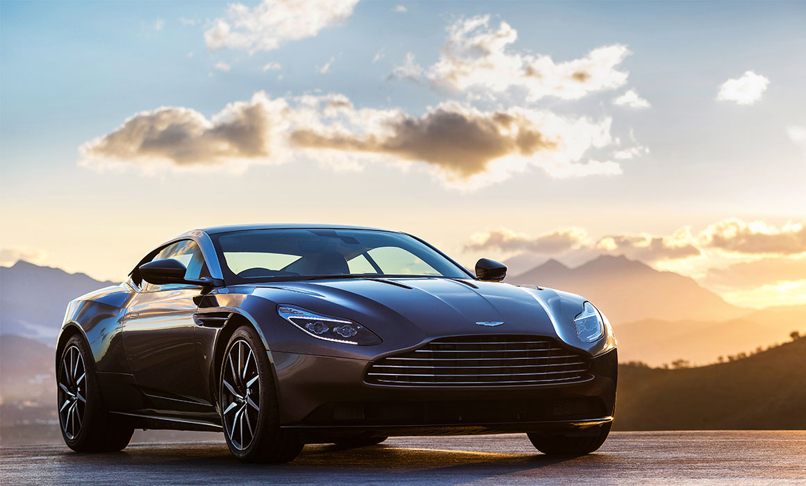 High Resolution Wallpaper | Aston Martin 1160x700 px