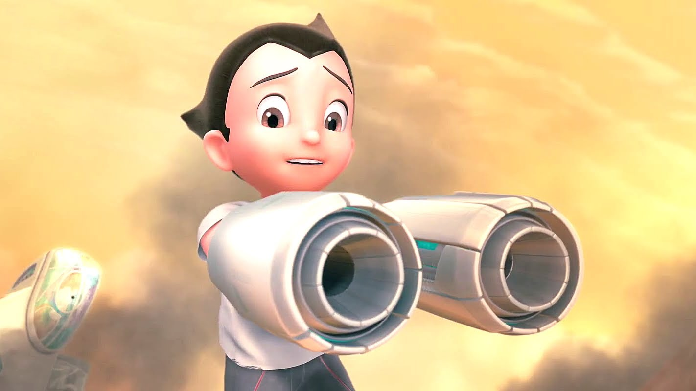 Nice Images Collection: Astro Boy Desktop Wallpapers