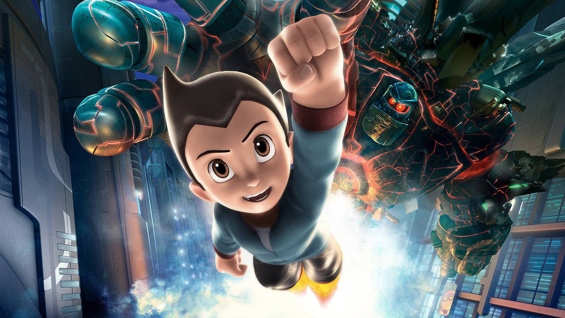 Images of Astro Boy | 1920x1080