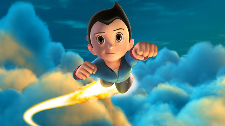 Nice wallpapers Astro Boy 770x433px