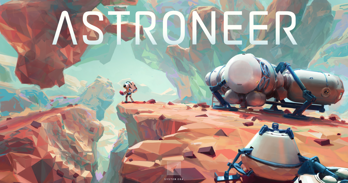 Images of ASTRONEER | 1200x630