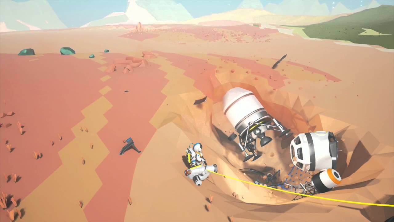 ASTRONEER Backgrounds, Compatible - PC, Mobile, Gadgets| 1280x720 px