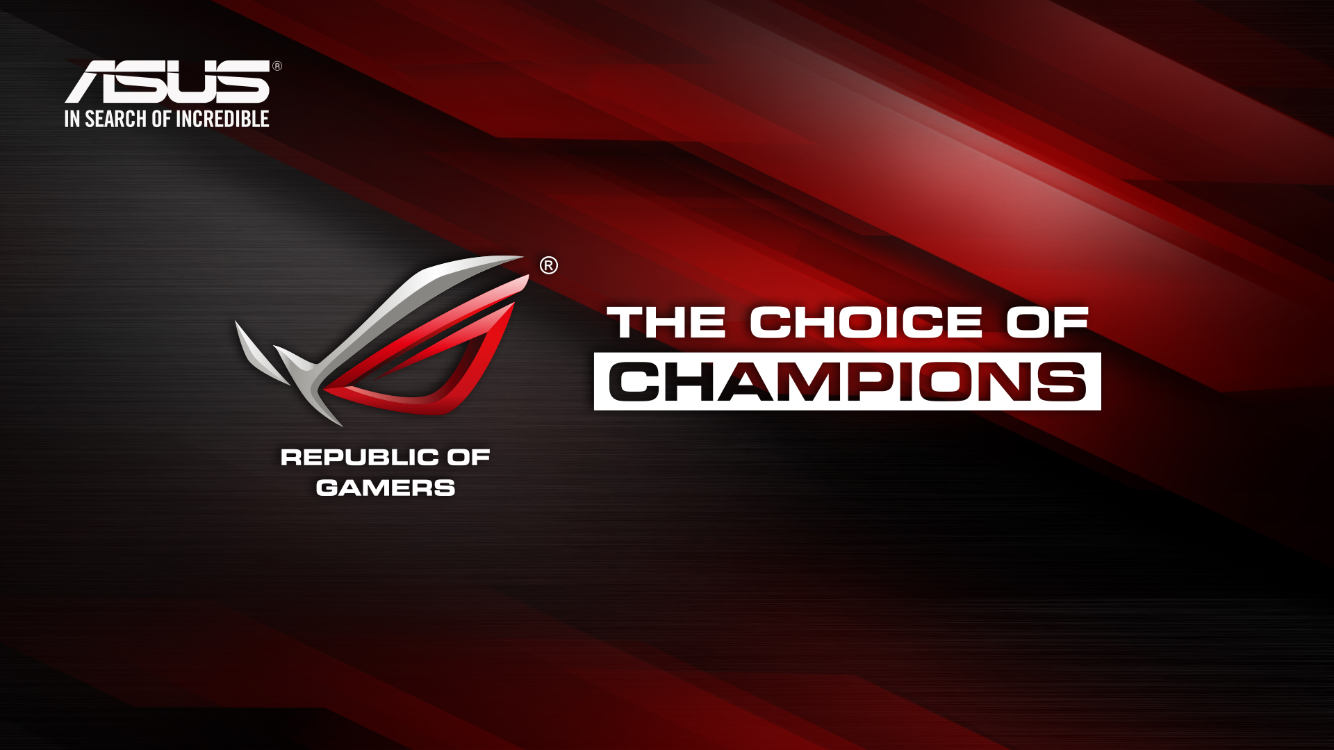 Asus ROG Backgrounds on Wallpapers Vista