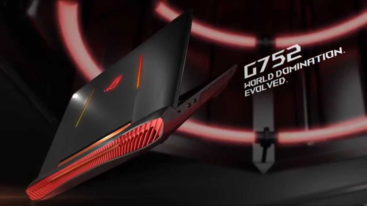 Asus ROG Pics, Technology Collection