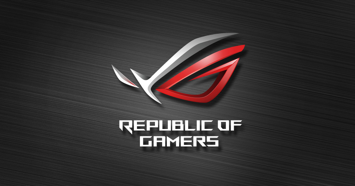 Nice Images Collection: Asus ROG Desktop Wallpapers