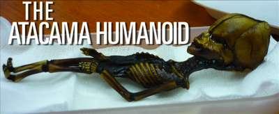 HD Quality Wallpaper   Collection: Photography, 400x164 Atacama Humanoid