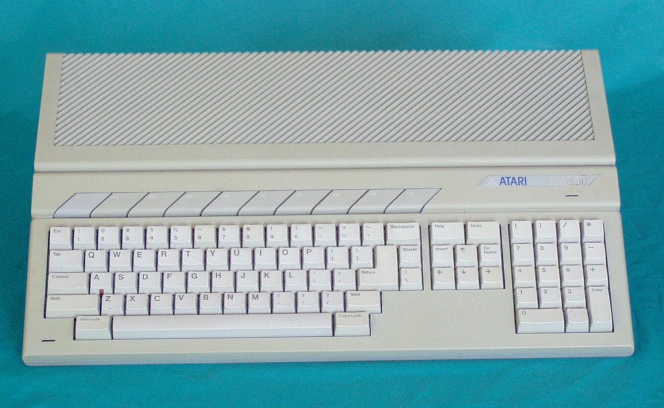 Atari 1040ST Backgrounds, Compatible - PC, Mobile, Gadgets| 1339x822 px