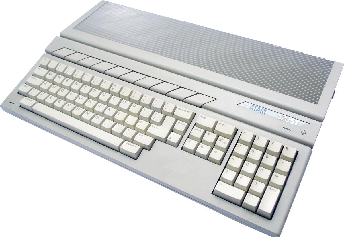Nice wallpapers Atari 1040ST 1200x827px