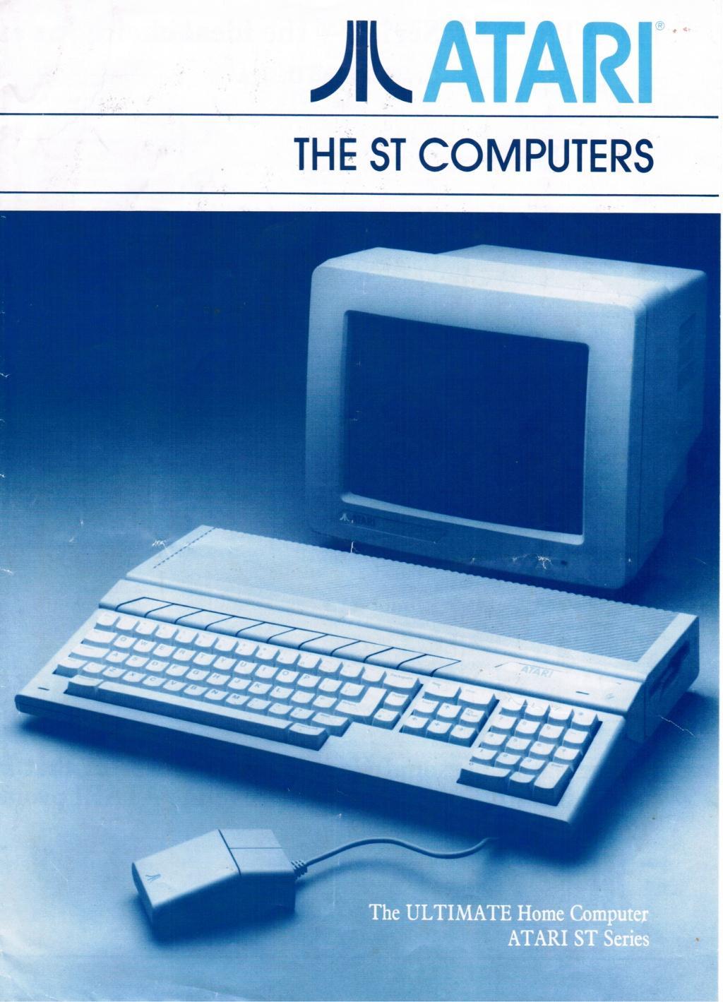 HQ Atari 1040ST Wallpapers | File 154.24Kb