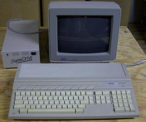 Atari 1040ST #27