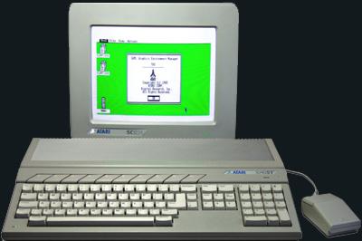 Atari 1040ST Backgrounds, Compatible - PC, Mobile, Gadgets| 400x266 px