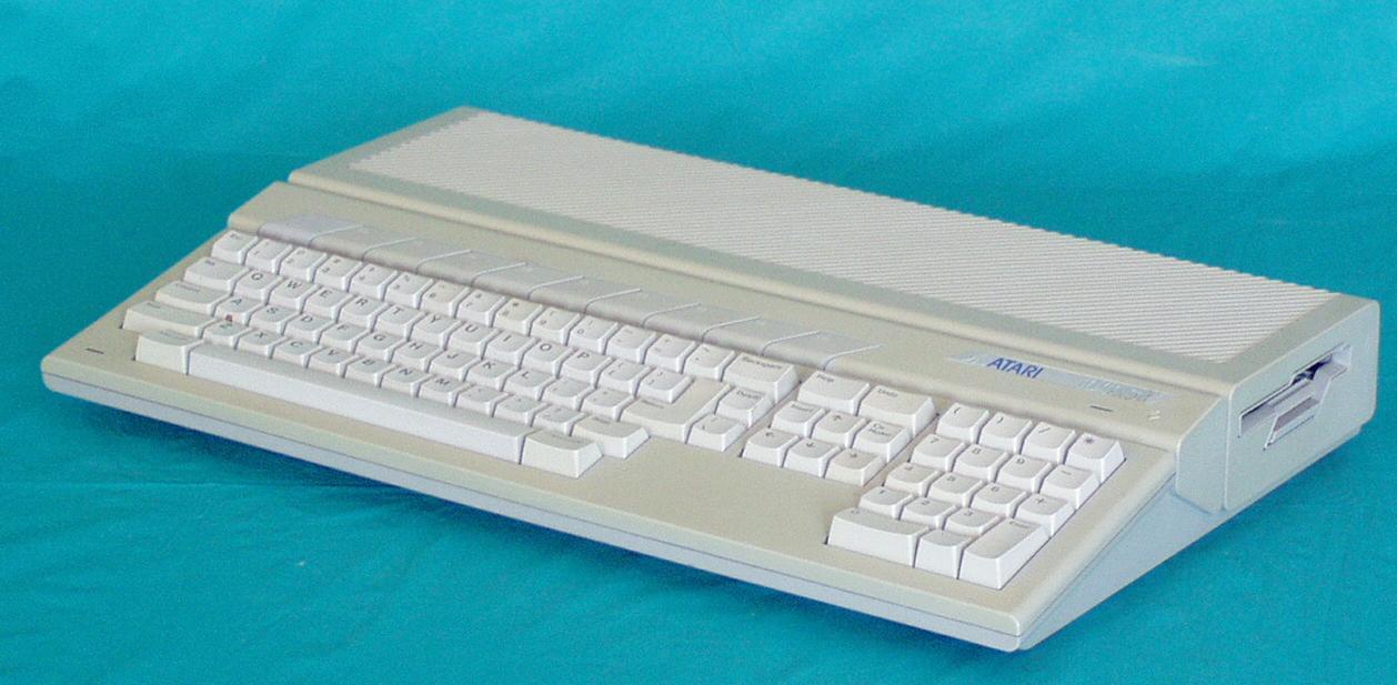 Atari 1040ST Backgrounds, Compatible - PC, Mobile, Gadgets| 1258x617 px