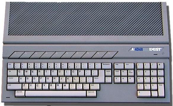 HQ Atari 1040ST Wallpapers | File 80.15Kb
