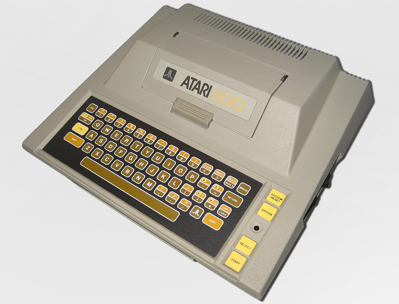 Nice wallpapers Atari 400 2816x2150px