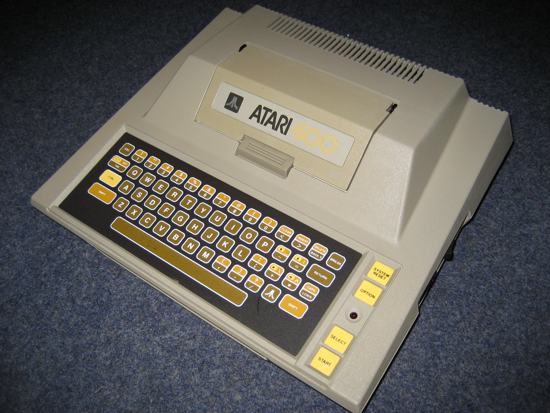 Nice wallpapers Atari 400 2816x2112px