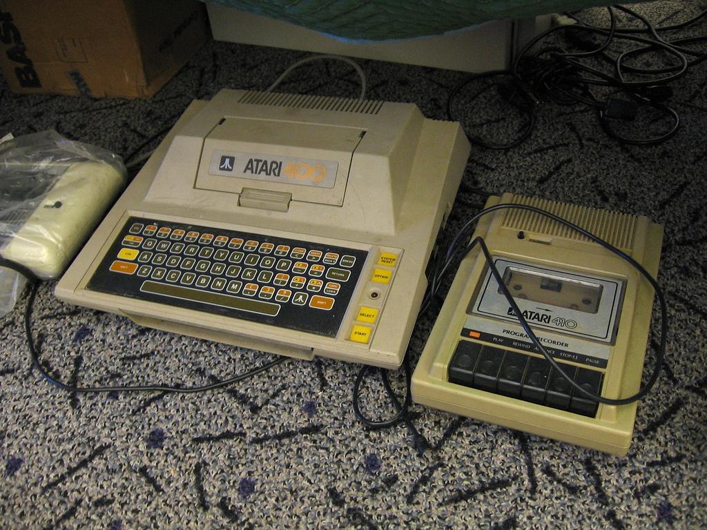 Nice wallpapers Atari 400 1024x768px