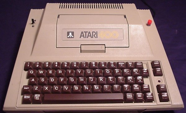Nice Images Collection: Atari 400 Desktop Wallpapers