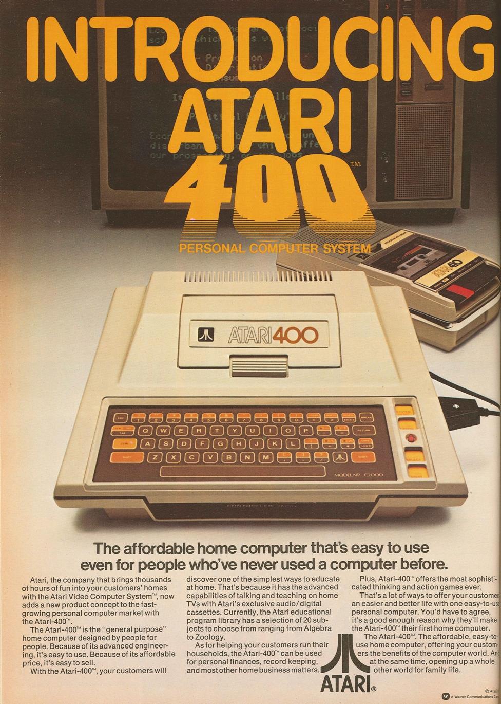 Nice wallpapers Atari 400 976x1370px