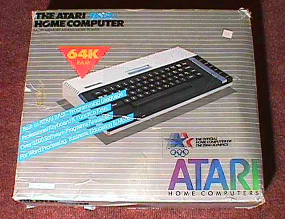 HD Quality Wallpaper | Collection: Technology, 572x440 Atari 800XL