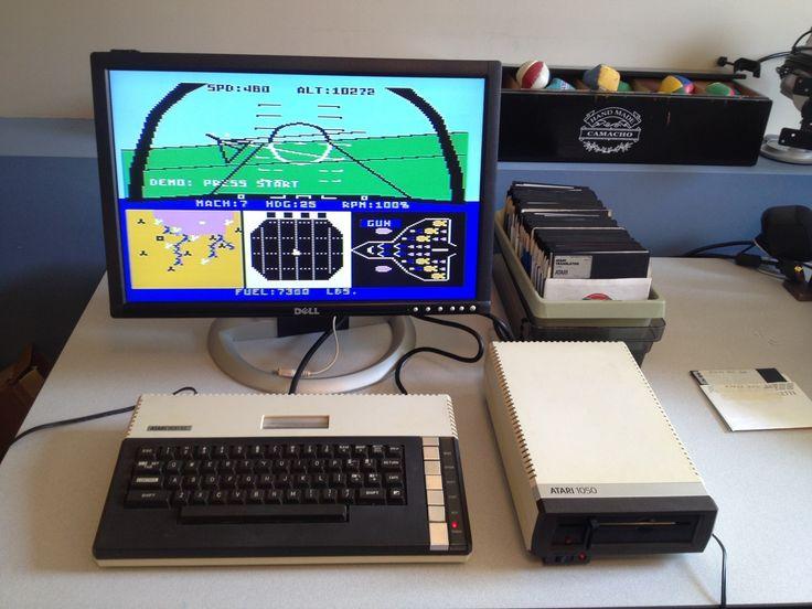Atari 800XL #22