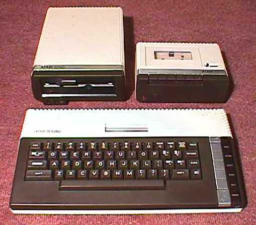 Atari 800XL Pics, Technology Collection