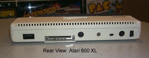 Atari 800XL #17
