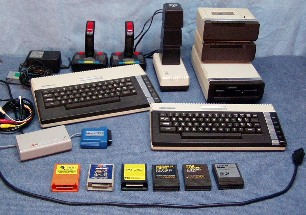 Images of Atari 800XL | 1064x748