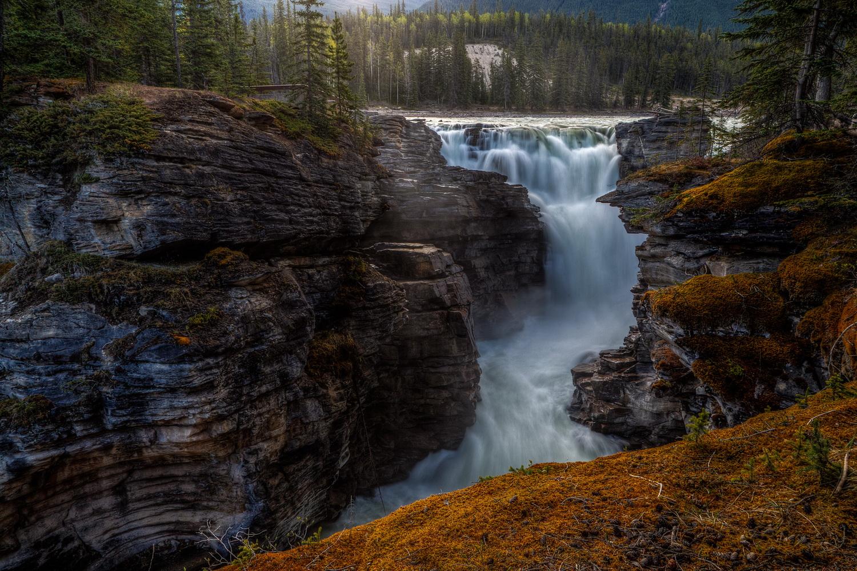 1500x999 > Athabasca Falls Wallpapers