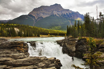 Amazing Athabasca Falls Pictures & Backgrounds